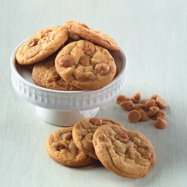 Mini Peanut Butter Cookies